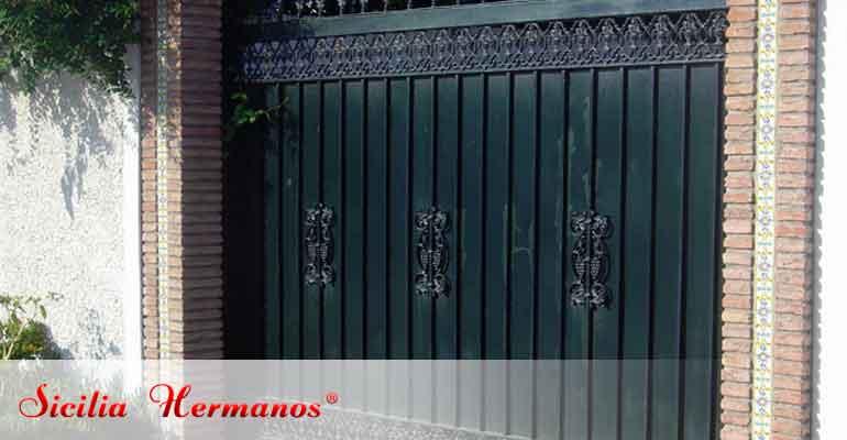 Automatismos puertas correderas en marbella sicilia hermanos for Automatismo puerta corredera